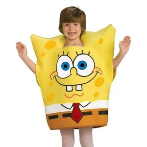 Other - Costume: Spongebob SquarePants (1PC) Toddler 3 -4